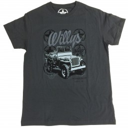 T-shirt homme Willys